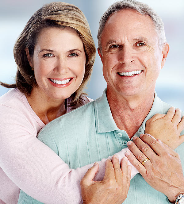 Couple | Palm Square Dental Care