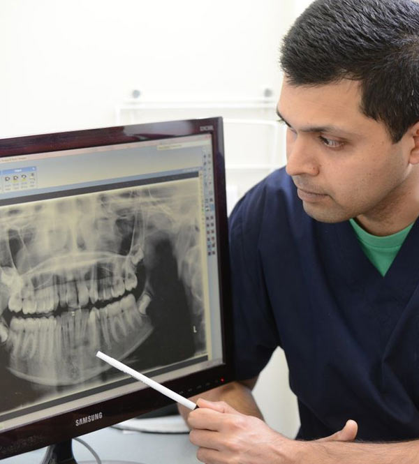 x ray | Palm Square Dental Care
