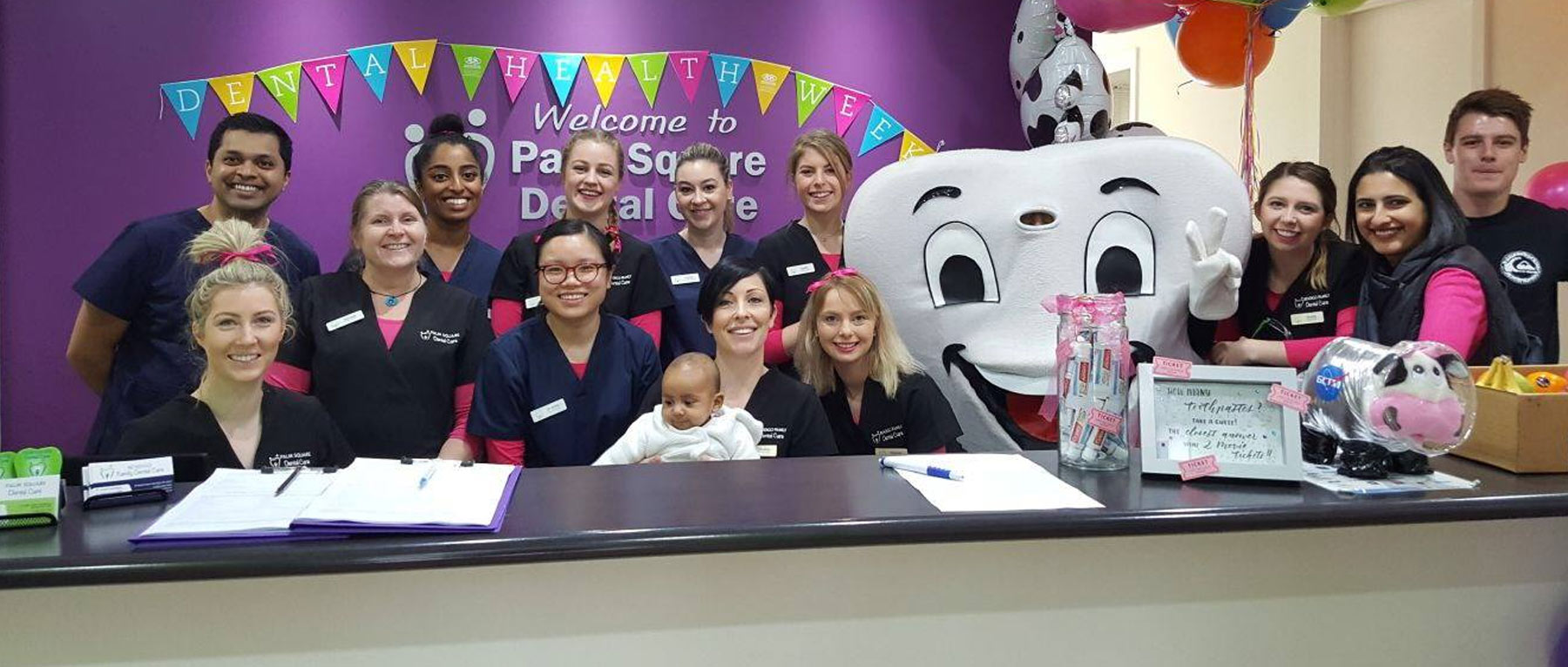 Team | Palm Square Dental Care
